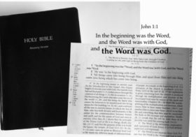 The full ministry of Christ is in three stages: incarnation, inclusion, and intensification